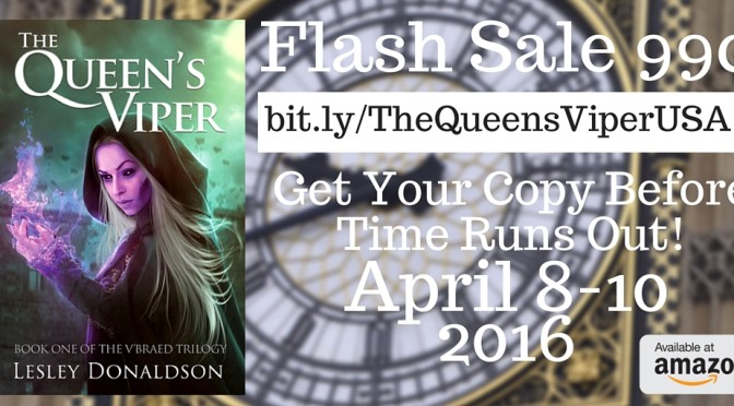 Queens Viper_sale_Twitter Lesley Donaldson_April_Big Ben