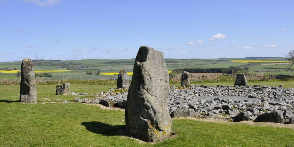 Scotland: Loanhead of Daviot; photo credit - Lesley Donaldson
